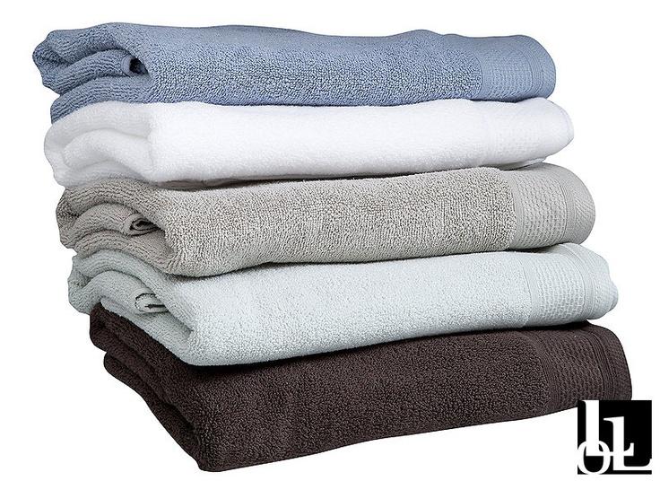 Micro Cotton Aertex Towels