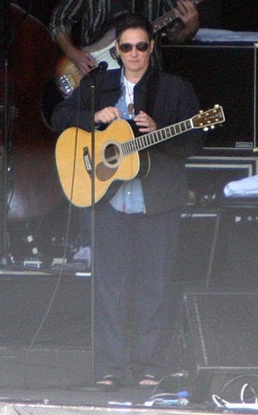 Exclusive KD Lang Sound Check In Perth