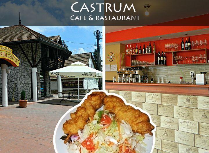 Gasztronómia (pl. vacsora, pizza stb.) Kupon - 46% kedvezménnyel - Gasztronómia (pl. vacsora, pizza stb.) - 2 személyes csirkemellnyárs sörös panírban őszi salátával most kedvező áron 5 500 Ft helyett 2 950 Ft-ért a Castrum Cafe & Restaurant jóvoltából! Most fizetendő: 590 Ft!.