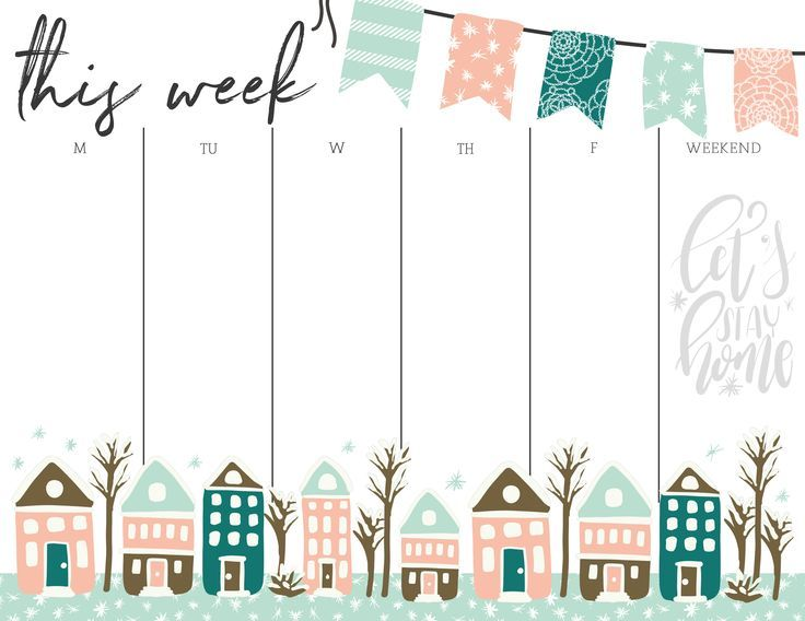 17 Best Ideas About Wedding Planner Book On Pinterest: 17 Best Ideas About Weekly Planner Printable On Pinterest