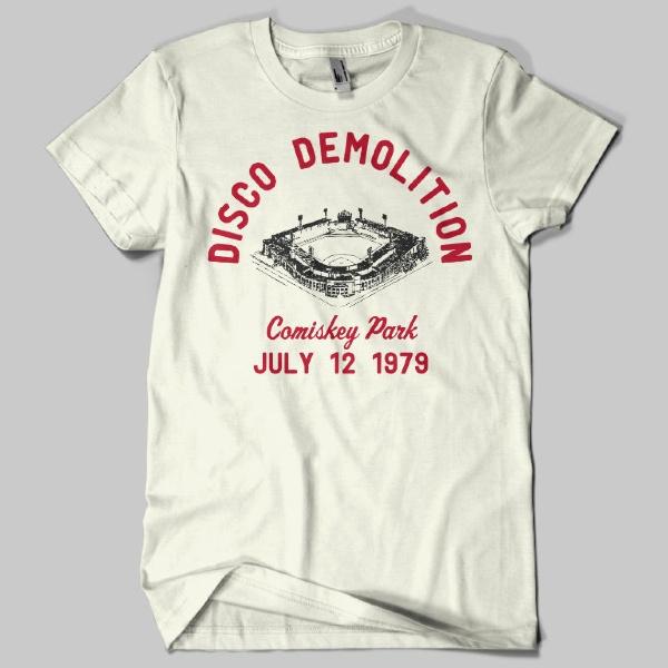 Chitown Clothing — Disco Demolition White Sox T-Shirt