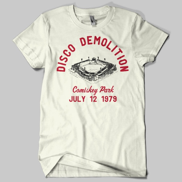 Chitown Clothing — Disco Demolition White Sox T-Shirt