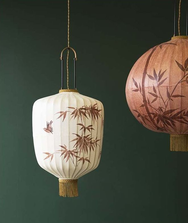 Traditional Japanese Lanterns Traditional Interior Design Japanese Lamps Japanese Lighting