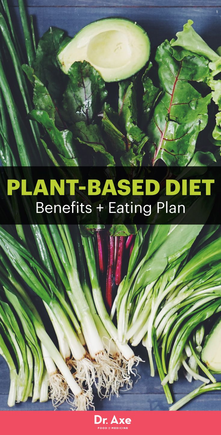 Plant-Based Diet: Disease-Protective + Promotes Major Weight Loss