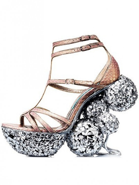 GAETANO PERRONE SPRING SUMMER 2012 SHOE COLLECTION