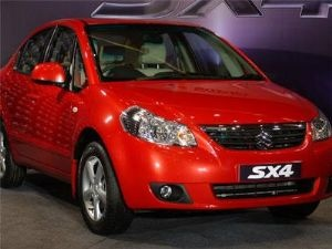 New version maruti sx4 car : Maruti Suzuki India has launched a new version of the SX4 car . The new vice president of corporate marketing Manohar Bhat said tht this version is in both petrol and diesel.