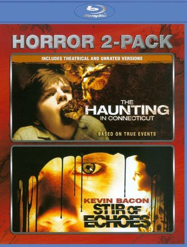 The Haunting in Connecticut/Stir of Echoes [2 Discs] [Blu-ray]
