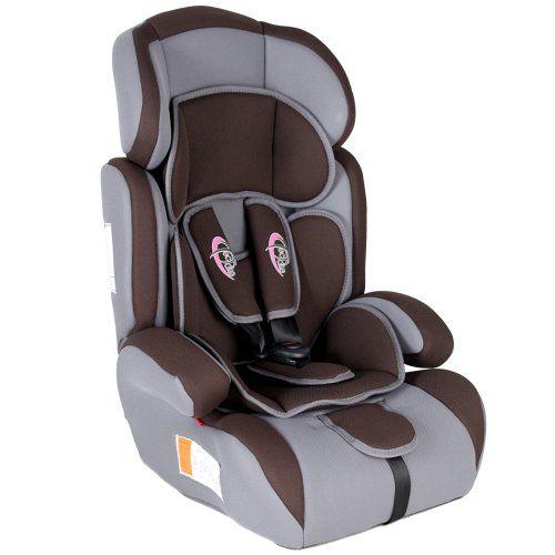 Beb y ni os tectake silla de coche para ni os grupos for Sillas infantiles coche