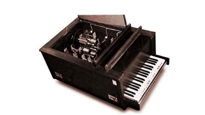 120 años de música electrónica