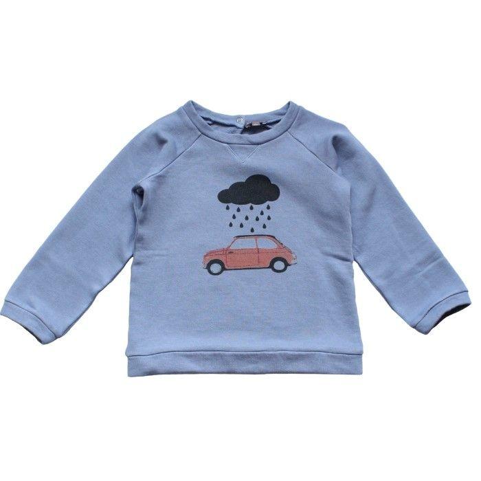Lojadada : Produto : Blue Sweater Fiat Emile et Ida