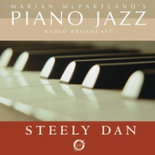 Marian McPartland STEELY DAN Piano Jazz Radio Broadcast CD #Piano