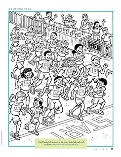 22 best my body is a temple of god images on pinterest for Temple run coloring pages