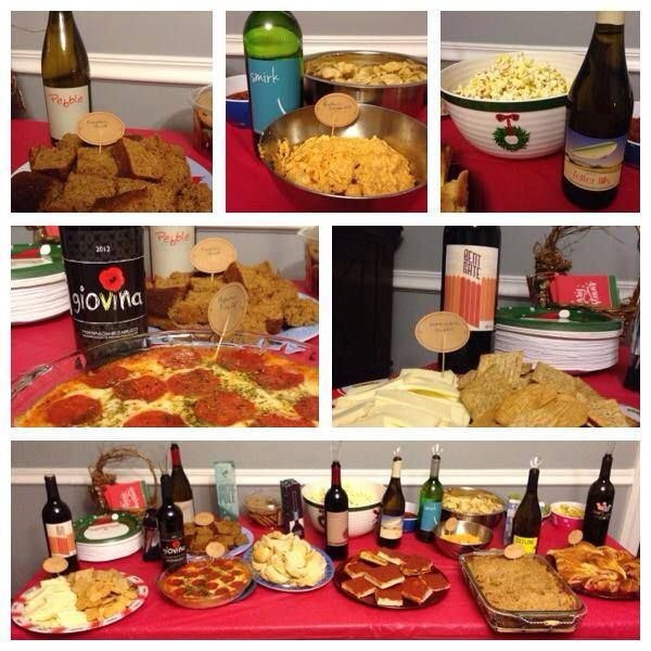 17 best images about wine tasting party on pinterest for What wine goes with fish
