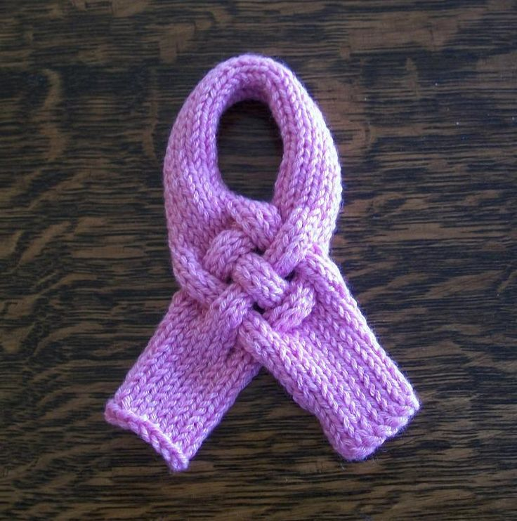 Ribbons of Hope - Don't knit but if there is a crochet pattern, I'd try it.  Nice Ribbon