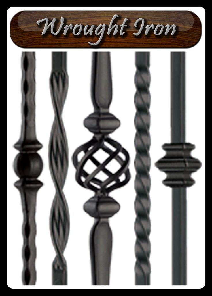 17 Best Images About Spindles On Pinterest Wrought Iron