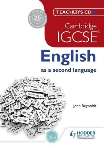 Cambridge IGCSE English as a Scond Language Teacher's CD