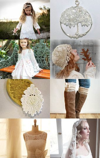 Love Lace by Sandy Rowley on Etsy--Pinned with TreasuryPin.com