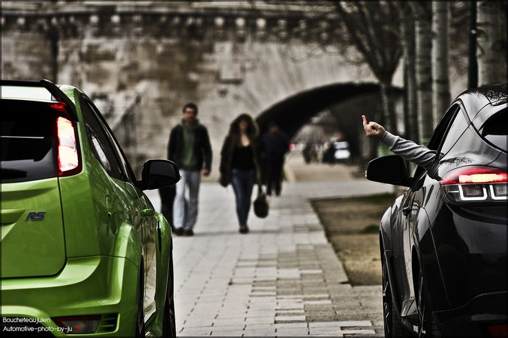Ford Focus RS vs Megane Rs 3 | par Julien Boucheteau - Photography
