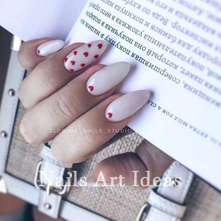 Great Classy Short Nails Art Designs #diynail #nails
