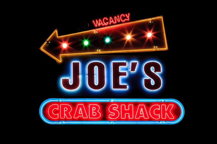 Joe's Crab Shack, locations across United States