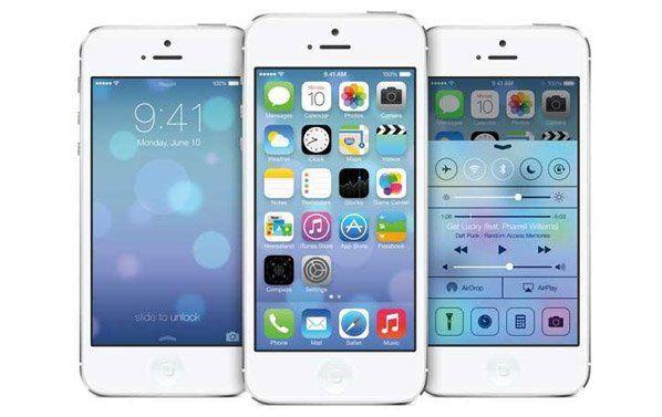 """Se você também esperava ansioso por alguma novidade da Apple que realmente honrasse o velho hábito da empresa de inovar e surpreender, chegou a hora. Nessa segunda-feira, durante a abertura da24ª edição da WWDC 2013 (Worldwide Developers Conference), em San Francisco, nos Estados Unidos,o CEO da empresa, Tim Cook, anunciou o que segundo ele é """"a maior mudança no sistema operacional desde o lançamento do iPhone"""". Ele também complementou com um nada modesto (porém justo) """"Vocês vão amar…"""
