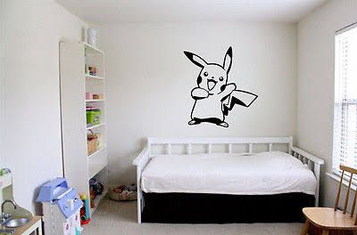 pokemon wall stickers - Google Search