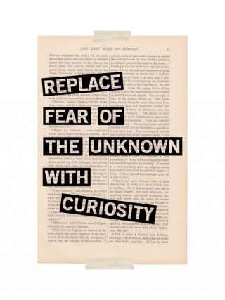 replace fearCurio Quotes, Inspiration, Quotes Dictionary, Curiosity, Motivation Quotes, Motivational Quotes, Unknown, Replacement Fear, Dictionary Art