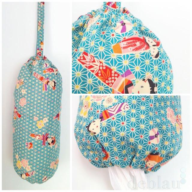 Deblau: Guarda bolsas