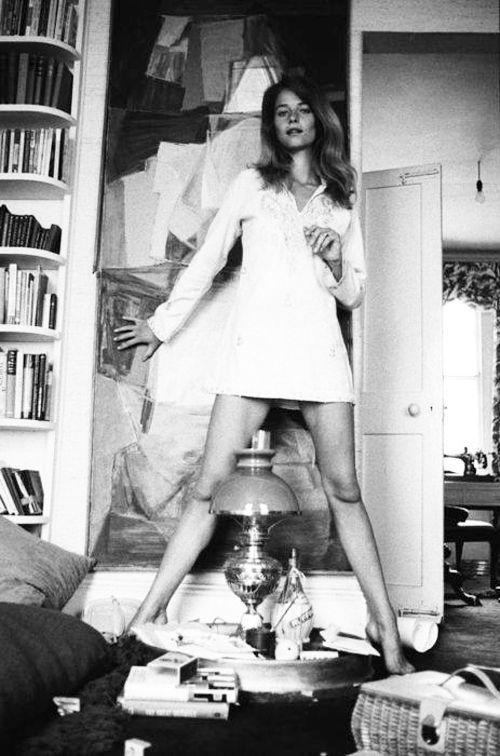 """ Charlotte Rampling, 1960's """