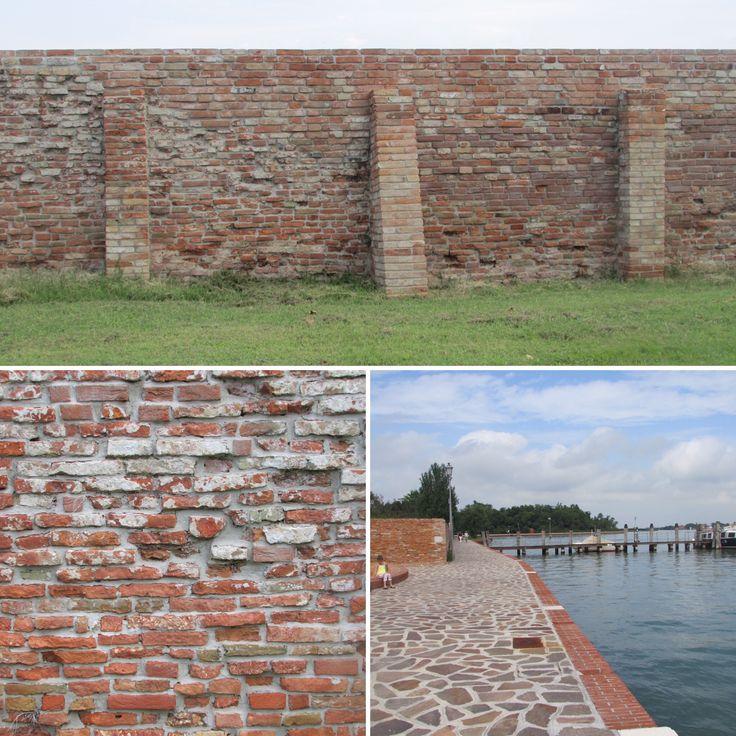Beautiful brick and rock work