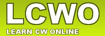 Lean CW Online is an excellent site designed to help people learn Morse code (also known as CW or continuous wave).
