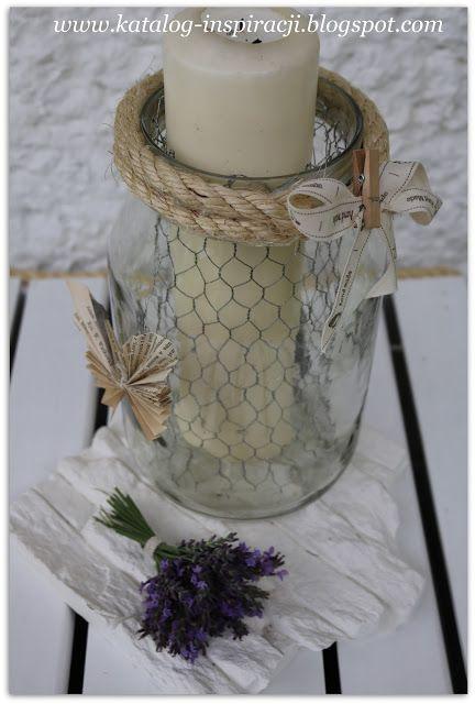Katalog inspiracji: Lampion ze słoika czyli coś z niczego