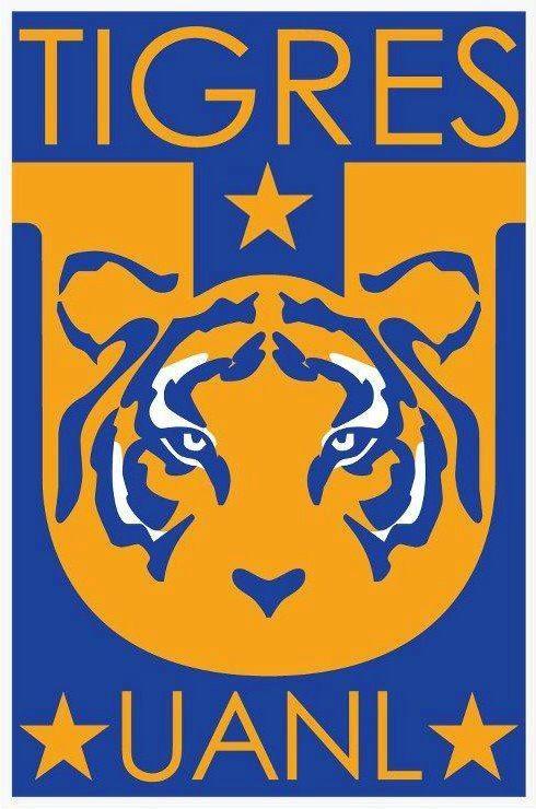 Escudo de Tigres UANL a partir del Torneo Apertura 2012. | Futbol ...