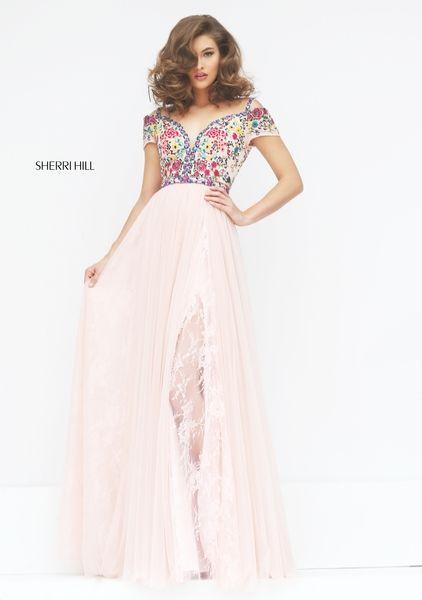 Sherri Hill Prom 2016 Dress #50151