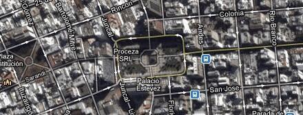 Plaza Independencia | Montevideo - Tours Virtuales en 360° de Uruguay