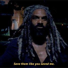 Ezekiel - The Walking Dead