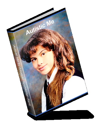 "Hi! I am Amanda Hochfelder Santi. I am autistic.         By being autistic, I perceive the world and communicate differently than most people.  I am misunderstood often by those who do not know me.      This is a book I wrote about myself,  my world, my life, and my success after completing ""Autistic Exercises"" that I developed with the help of my mother, a Doctor of Psychology.: Autism Asperger Books"