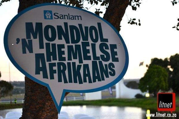 US Woordfees - 'n Mondvol Hemelse #Afrikaans