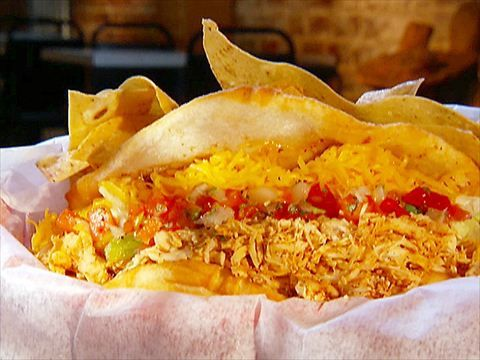 Deep Fried Tacos : In Omaha, Guy bites into a deep-fried taco that's better than Mom's.