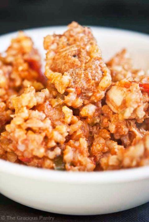 Clean Eating Jambalaya Recipe