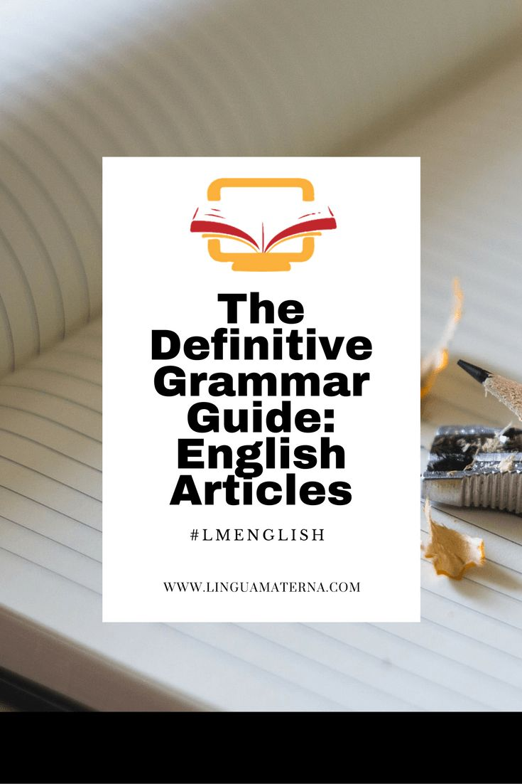 Do you get confused by those tricky English articles? Not any more! Click through to read >>