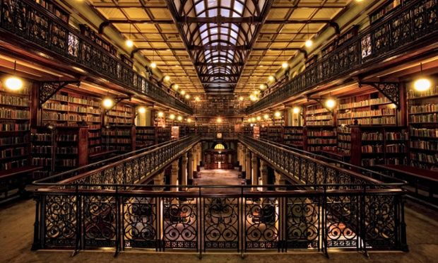 10 Beautiful Australian Libraries  The Mortlock Chamber, State Library of South Australia, Adelaide, South Australia.