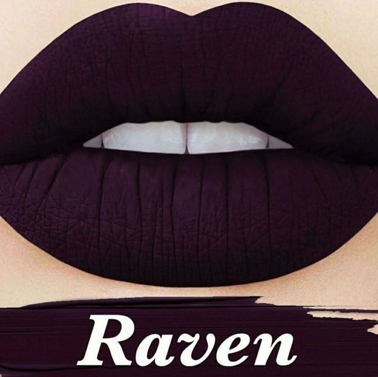 LIME CRIME VELVETINE VELVETINES RAVEN DARK PURPLE 2 MOOD MATTE LIPSTICK COSMETIC $17.95