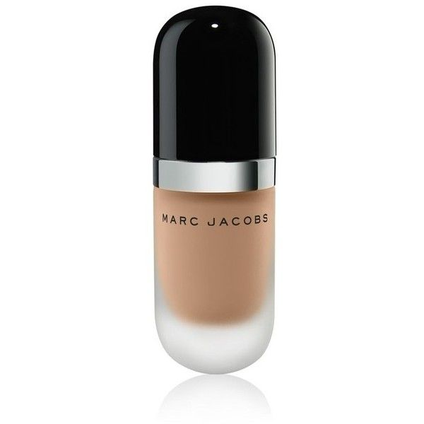 Marc Jacobs ReMarcAble Full Cover Foundation Concentrate, 0.75 Oz./ 22... ($55) ❤ liked on Polyvore featuring beauty products, makeup, face makeup, foundation, beauty, beige, paraben-free foundation, oil free foundation, paraben free foundation and oil free paraben free foundation