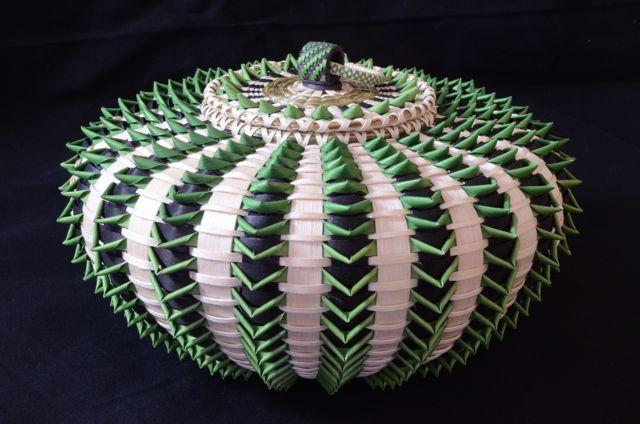Jeremy Frey's Baskets. Amazing artist!