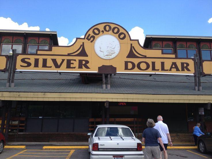 Silver Dollar Bar Montana. You