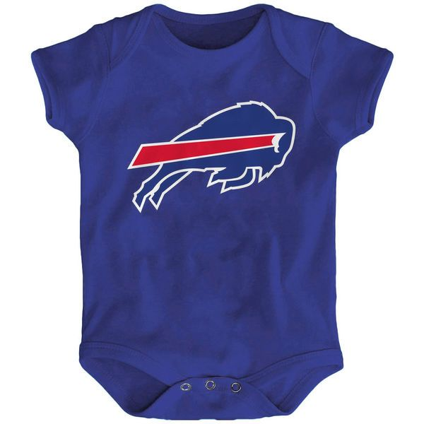 Buffalo Bills Newborn Team Logo Bodysuit - Royal - $17.99