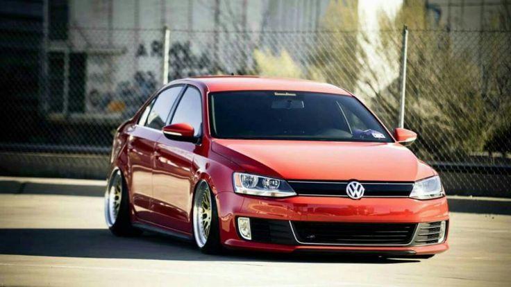 VW Jetta tunning