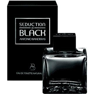 SEDUCTION IN BLACK - ANTONIO BANDERAS 50ml