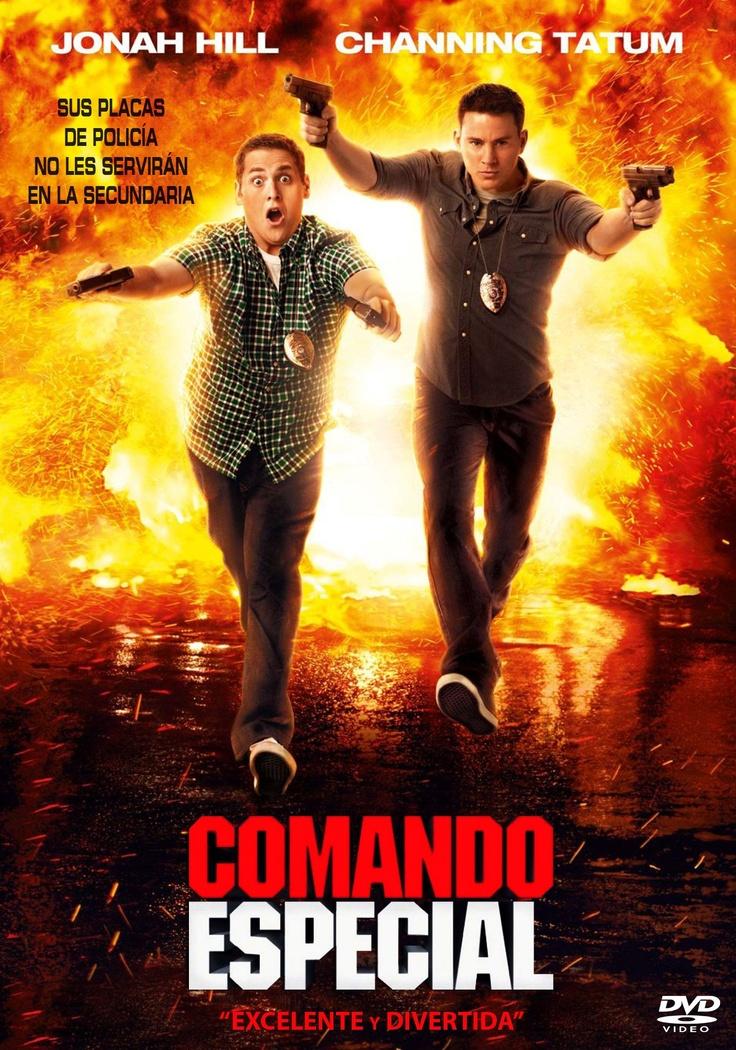 En la comedia de acción Comando Especial, Schmidt (Jonah Hill) y Jenko (Channing Tatum) están más que listos para dejar atrás sus problemas de la adolescencia. Uniéndose a la policía y a la unidad secreta Jump Street, ellos usan sus apariencias juveniles para ir encubiertos a la preparatoria local. A medida de que cambian sus armas e insignias por mochilas, Schmidt y Jenko arriesgan sus vidas para investigar una violenta y peligrosa red de narcotraficantes.